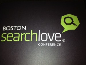 searchlove seo conference