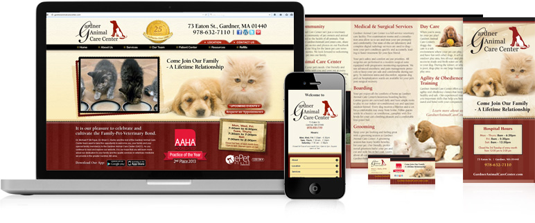 Client Success: Gardner Animal Care Center