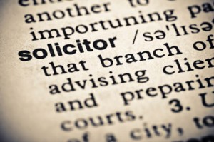 definition of solicitor