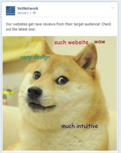 Veterinary Facebook Marketing