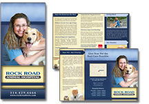 brochures for veterinarians