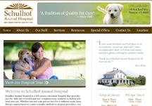 veterinarian web site